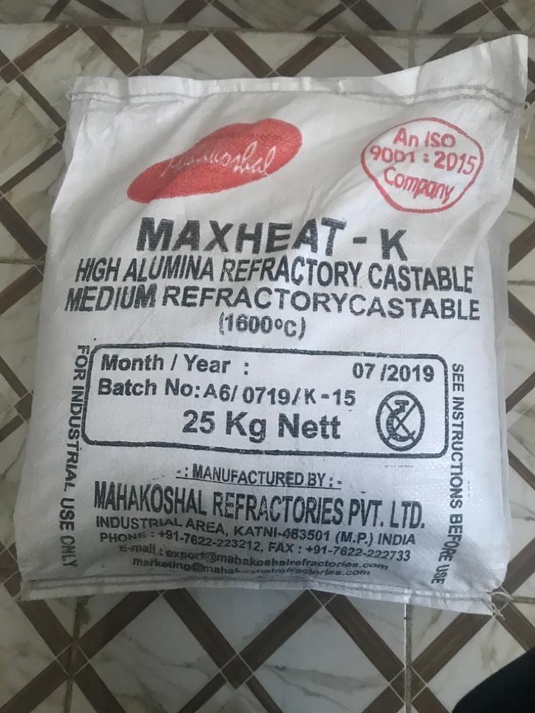 Maxheat K
