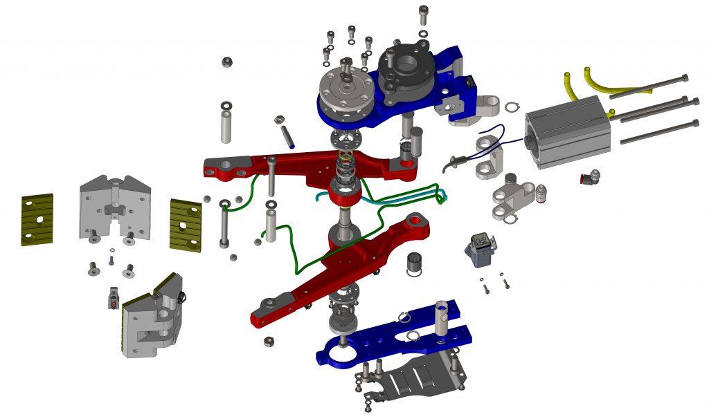 Products design-Kingsman Engineering Works